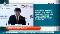 Başbakan Davutoğlu'ndan KOBİ'lere 5 yeni müjde
