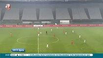 Beşiktaş: 3 - Sarıyer: 1 (Özet)