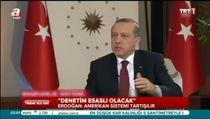 Erdoğan: Amerikan sistemi tartışılır