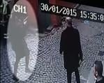 Taksim saldırganı ateş edip böyle kaçtı
