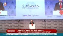 Erdoğan: 'Muhatabı Cumhurbaşkanı değilmiş'