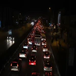 Mimar Sinan köprüsünde göçük