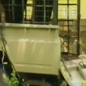 Leopar adama böyle saldırdı!