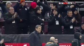 Galatasaray 2- Torku Konyaspor 0