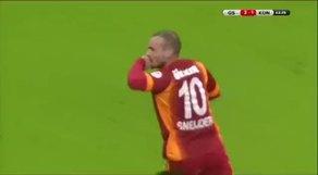 Galatasaray 3- Torku Konyaspor 1