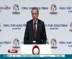 Cumhurbaşkanı Erdoğan Türgev Toplu açılışa katıldı!