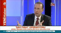 Arınç'tan DEAŞ'a operasyon açıklaması