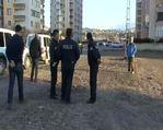 Kayseri'de patlamamış mühimmat bulundu