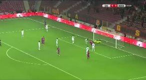 Galatasaray:1- Manisaspor: 0