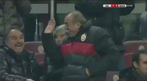 Galatasaray: 3- Manisaspor: 0