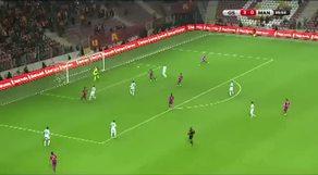 Galatasaray: 4- Manisaspor: 0
