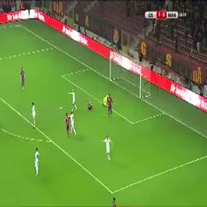 Galatasaray: 2- Manisaspor: 0