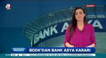 BDDK'dan flaş Bank Asya açıklaması