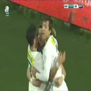 Bursaspor: 1- Gençlerbirliği: 1