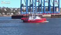 İşte dünyanın en büyük konteyner gemisi