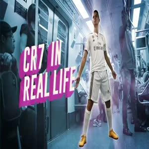 Gerçek hayatta Ronaldo