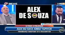 """Ahmet Çakar: """"Alex masum yüzlü şeytandır"""""""