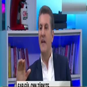 Mustafa Sarıgül canlı yayında bu soruya yanıt veremedi!