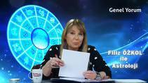 Filiz Özkol haftanın burçlarını yorumladı (30.03.2015 – 05.04.2015)