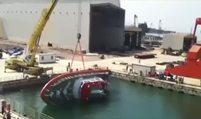 Batmayan tekne!