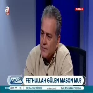 Mustafa Öztürk: Gülen'in mason olduğu iddiası sürpriz değil