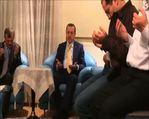 Erdoğan şehit savcıya böyle Kur'an-ı Kerim okudu