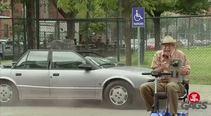 Engelli park yerini kullanırsanız...