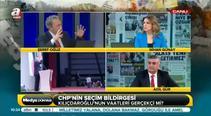 """""""Kılıçdaroğlu'nun vaatleriyle Türkiye'nin geleceği ipotek altına girer"""""""