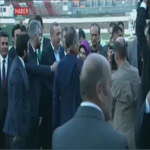 Cumhurbaşkanı'ndan 'Filinta' ziyareti
