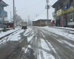 Bingöl'de kar kalınlığı 15 santime ulaştı