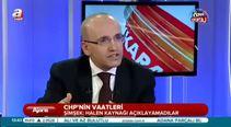 Maliye Bakanı Mehmet Şimşek: Türkiye'yi krize götürecekler