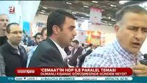 'Cemaat'in HDP ile Paralel teması