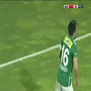 Bursaspor 1 - Fenerbahçe 1