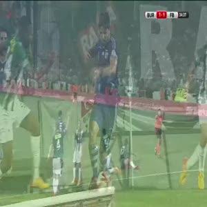 Bursaspor 1 - Fenerbahçe 2