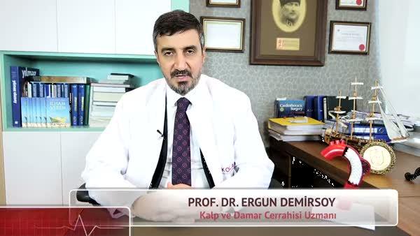 Kalp kapağı ameliyatı nedir? Kalp kapağı ameliyatı nasıl yapılır?