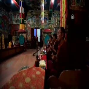 Buda'nın doğum günü kutlandı