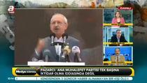 Emin Pazarcı '' Koalisyonun asıl amacı Erdoğan'ı engellemek ''