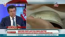 Nihat Zeybekci '' Merkez Bankası reel açıdan yanlış yaptı ''