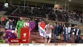 Sivasspor 2- Galatasaray 1 (Özet)