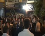 Fenerbahçe-Bursaspor karşılaşması sonrası olaylar çıktı