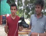 15 yaşındaki çocuk botuyla telefon şarj ediyor