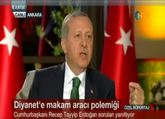 Erdoğan:Diyanet İşleri tarifeli Başkanı tarifeli uçak kullanmamalı