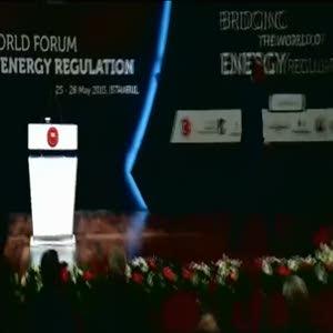 """""""Enerji, bir rekabet unsurundan çok, bir iş birliği unsuru olmalıdır"""""""