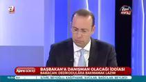 Ali Babacan ''Dedikodulara söylentilere bakmamak lazım''