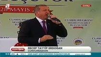 Cumhurbaşkanı Aksaray'da...