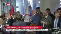 Fatih Erbakan'dan Saadet Partisi yönetimine ağır sözler
