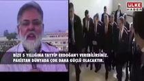 Erdoğan'ı 5 yıllığına bize verin dünya lideri olalım
