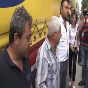 TIR sürücüsü CHP Genel Başkan Yardımcısı'na ayar verdi