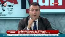 Cem Küçük: Doğan Medyası HDP'nin propagandasını yapıyor