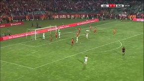 Bursaspor 1- Galatasaray 0